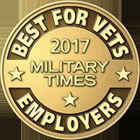 Best For Vets Award Logo