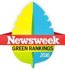 Newsweek Green Rankings Logo