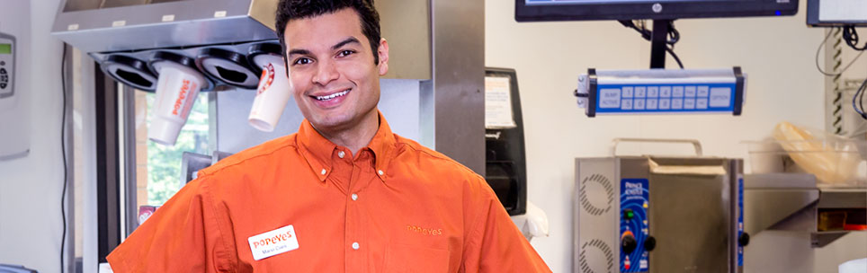 Popeye's Restaurant Manager Careers