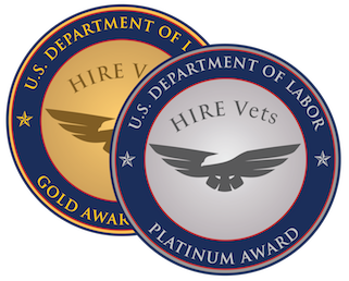 Hire Vets Medallions